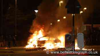 Violence breaks out on Northern Ireland streets again despite appeals for calm