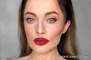 From Adele to Angelina Jolie, make-up artist creates super realistic famous faces on herself - News24