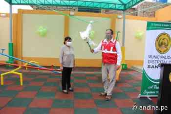 Reconstrucción con Cambios: entregan colegio en provincia liberteña de Pacasmayo - Agencia Andina