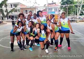Equipo de Voleibol de Puerto Tejada se coronó campeón en Palmira – - Proclama del Cauca