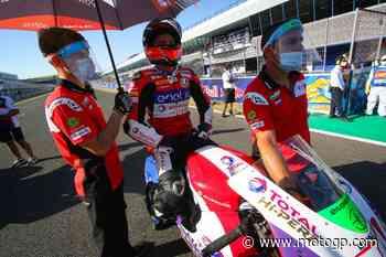 Corsi fuori dopo l'infortunio, in Qatar entra Marcon - MotoGP Italy