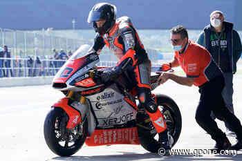 Moto2, Tommaso Marcon in Qatar al posto dell'infortunato Corsi sulla MV Agusta - GPone