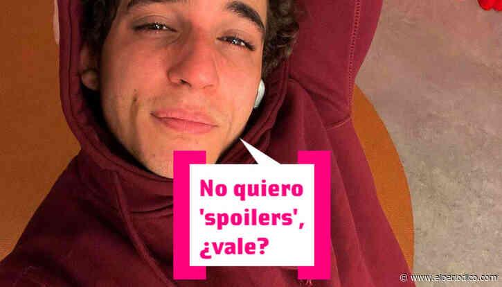 Miguel Herrán, una 'fotoespejo' sin camiseta y todo lo que va a perder para su nueva peli - El Periódico