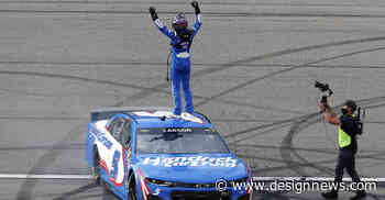 Simulated Testing Drives Hendrick Motorsports to Real Life Victory - DesignNews