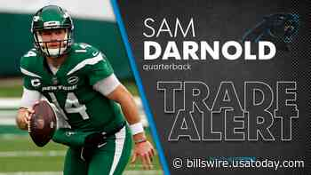 AFC East news: Jets officially move on from QB Sam Darnold - Bills Wire