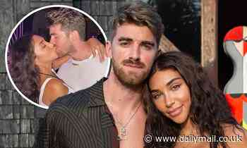 The Chainsmokers' Drew Taggart and model-DJ Chantel Jeffries SPLIT after one year of dating - Daily Mail