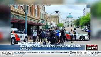 Locals behind the scenes in production of movie starring Bruce Willis - WLBT