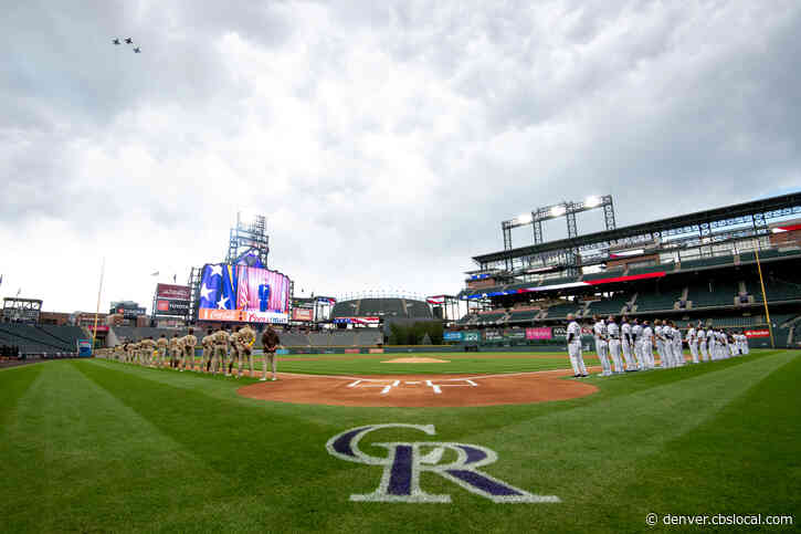 Play Ball: All-Star Game Expected To Be Held At Coors Field