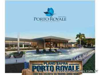 Venda lotes a prazo Porto Royale cidade de Sidrolandia - Campo Grande News
