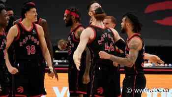 Trent's 3-pointer beats buzzer as Raptors rally past Wizards