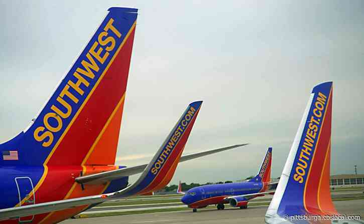 Southwest Airlines Pilot Accused Of Exposing Himself During Flight From Pennsylvania To Florida