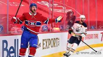 Eric Staal scores game-winner in Montreal debut as Habs beat Oilers in OT