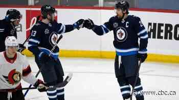 Pierre-Luc Dubois leads Jets past Senators with pair of goals