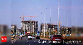 'Housing sales up 44% in Jan-Mar across 8 cities'