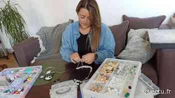 Essonne. À Yerres, cette jeune créatrice conçoit des objets artisanaux pour la petite enfance - Actu Essonne