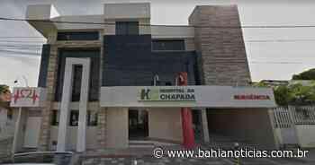 Itaberaba: Hospital opera com 100% de UTIs ocupadas; cidade tem quase 200 casos ativos de Covid-19 - Bahia Notícias