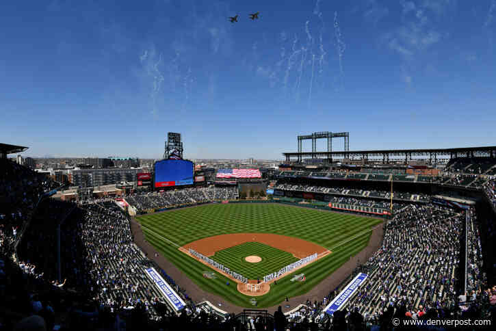 2021 MLB All-Star Game coming to Coors Field, source says