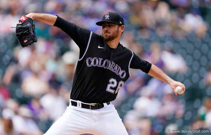 Rockies' German Marquez, Austin Gomber need to cut out the walks