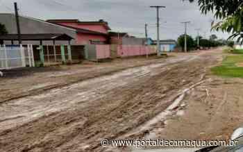 Moradores solicitam manutenção da Rua Teixeira de Freitas, no Bairro Viégas, em Camaquã - Portal de Camaquã