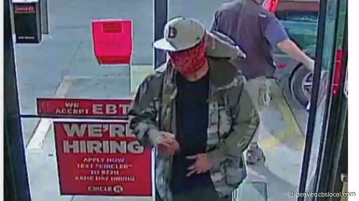 Wanted: Adams County Sheriff's Deputies Looking For Armed Robbery Suspect
