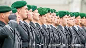 """Militär: Bundeswehr: """"Heimatschutz"""" für monatlich 1400 Euro netto"""