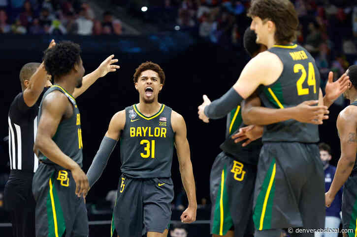 Baylor Rides Defense, Three Point Shooting To Program's First-Ever National Championship 86-70 Over Gonzaga