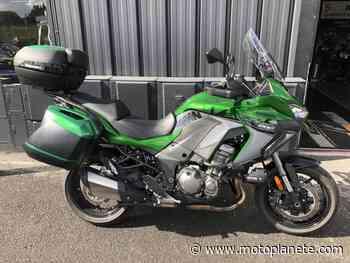 Kawasaki VERSYS 1000 SE 2020 à 15999€ sur CHATEAU THIERRY - Occasion - Motoplanete