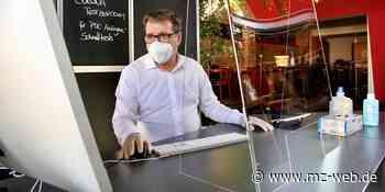 Gastronomen Lutz und Silke Eisfeld richten Schnelltest-Station am Lindenplatz Bernburg ein: Drive-In-Test nächste Woche an Kalistraße | MZ.de - Mitteldeutsche Zeitung