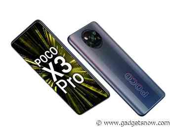 Poco X3 Pro to go on its first sale today at 12pm via Flipkart