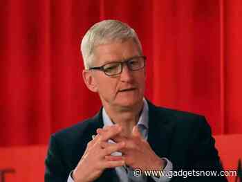 Apple CEO Tim Cook says he never met Elon Musk but admires him 'greatly'