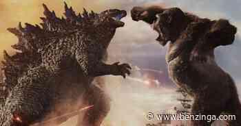 'Godzilla vs. Kong' Smashes Pandemic-Era Box Office With $48.5 Million Debut - Benzinga