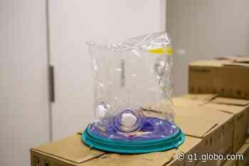 Ourinhos recebe capacetes respiratórios que ajudam no tratamento da Covid-19 - G1