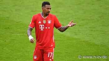 Kein neuer Vertrag im Sommer: FC Bayern setzt Boateng wohl vor die Tür