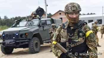 Konflikt in der Ost-Ukraine: Nato verschärft den Ton gegenüber Moskau