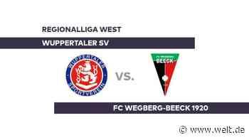 Wuppertaler SV - FC Wegberg-Beeck 1920: Wegberg-Beeck unter Zugzwang - Regionalliga West - DIE WELT