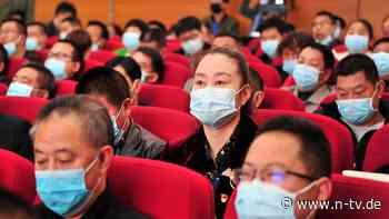 Loblied auf die Partei: China feiert Jubiläum mit Propagandafilmen