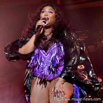 Lizzo has hinted at collaborations with Harry Styles and Rihanna