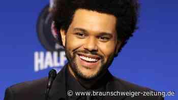 R&B-Superstar: The Weeknd spendet Dollar-Million für Tigray