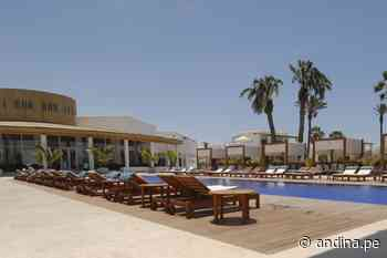 Semana Santa permitió a hoteles de Paracas recuperar su actividad turística - Agencia Andina