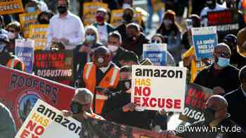 """""""Eigentor"""": Amazon entschuldigt sich für """"Pinkel""""-Tweet"""