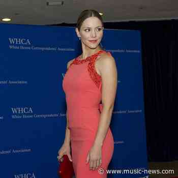 Katharine McPhee: 'Being a mum is the greatest job I'll ever have'