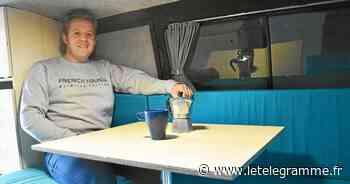 Douarnenez - À Douarnenez, sa passion pour les vans aménagés le fait rentrer au bercail - Le Télégramme