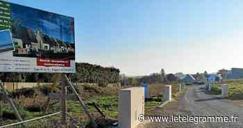À Douarnenez, des options sur tout le lotissement des « Hauts du Ris » - Le Télégramme