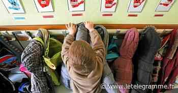 À Douarnenez, un accueil pour les enfants des personnels prioritaires - Le Télégramme