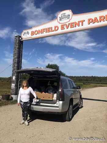 Tentative 'test and tune' dates set for Bonfield Event Park - BayToday.ca