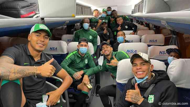 Nacional viaja a Asunción con 23 jugadores y sin Rovira - AS Colombia