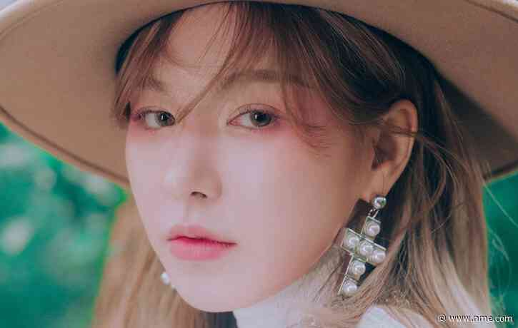 "Red Velvet's Wendy on 'Like Water': ""I want to show a new side of myself"""