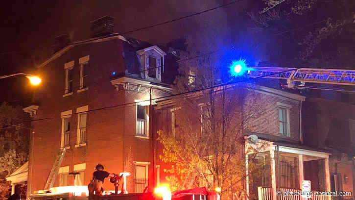 8 People Displaced After Massive Blaze Rips Through Manchester Row House