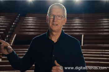 Apple boss Tim Cook takes on Apple Car questions in interview