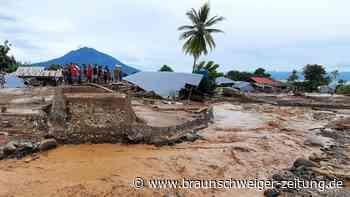 Mehr als 150 Tote durch Sturzfluten in Indonesien und Osttimor